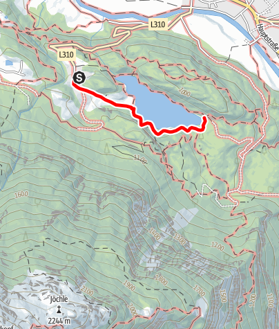 Map / Seehäusl Piburg