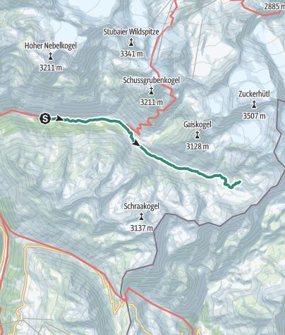 Map / Siegerlandhütte