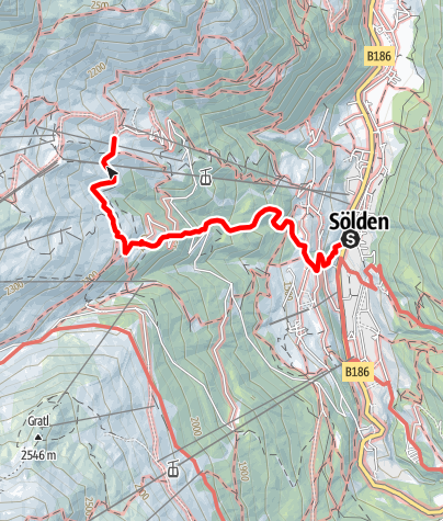 Map / Hochsölden