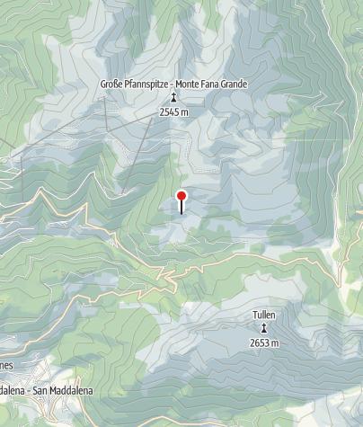 Map / Schatzerhütte