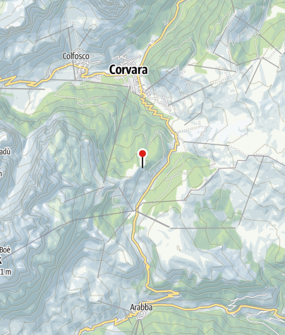 Karte / Crep-de-Mont-Hütte