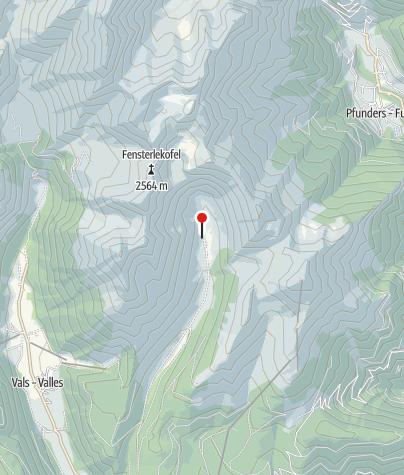 Map / Wieserhütte