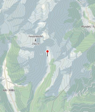 Karte / Wieserhütte