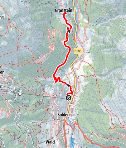 Karte / Gasthof Granstein