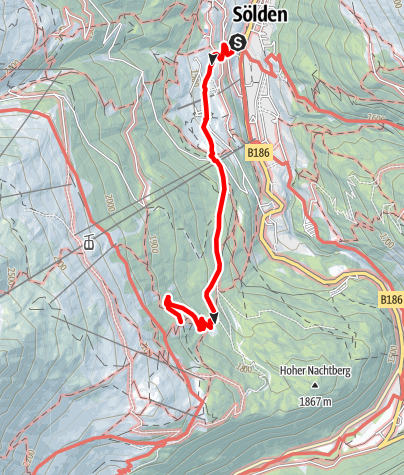 Map / Goldeggalm