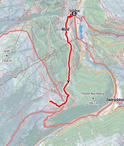 Map / Heidealm