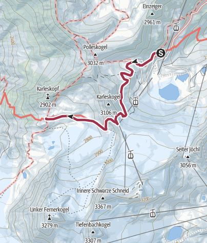 Map / Braunschweiger Hut