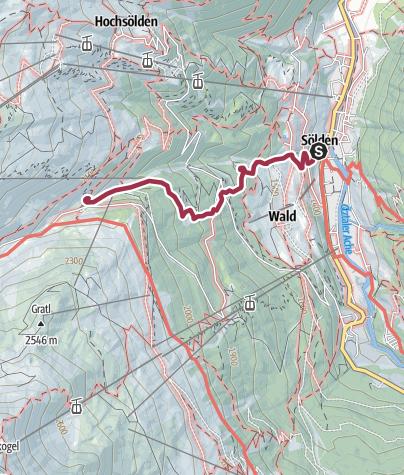 Map / Hühnersteign