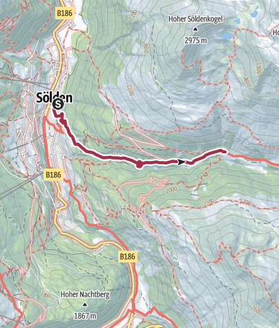 Map / Lochlealm