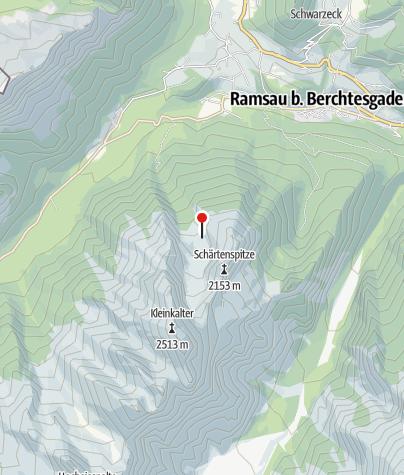 Karte / Blaueishütte