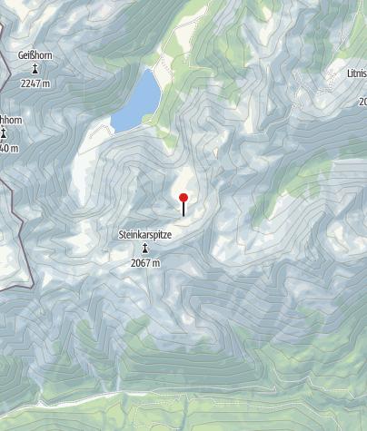 Karte / Landsberger Hütte
