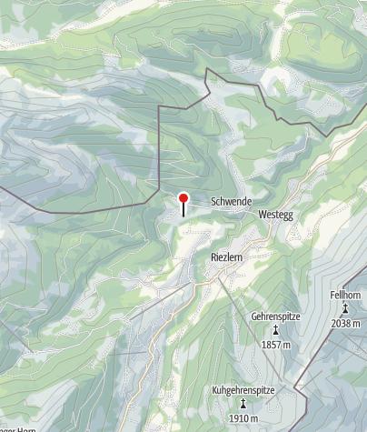 Karte / Mahdtalhaus