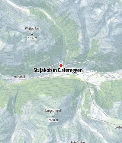Karte / Barmer Haus