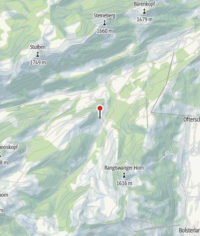 Karte / Otto-Schwegler-Hütte
