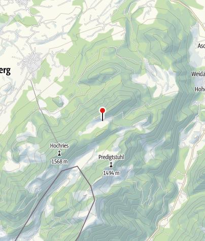 Karte / Riesenhütte