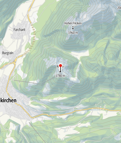 Map / Wankhaus