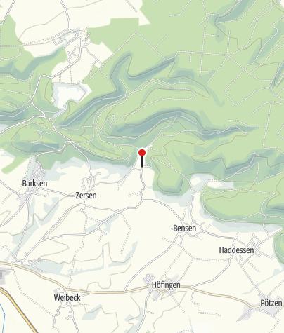 Karte / Hohensteinhütte