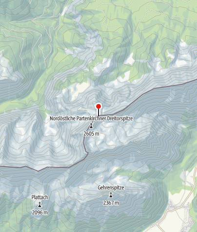 Karte / Alte Meilerhütte