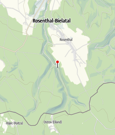 Karte / Bielatal-Hütte