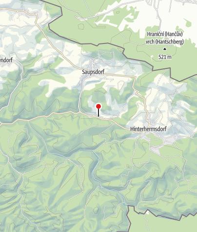 Karte / Saupsdorfer Hütte