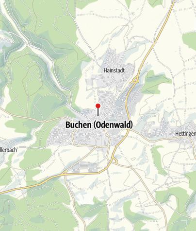 Karte / Arnberghütte