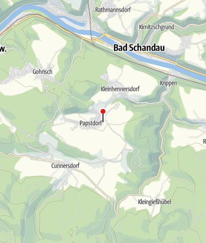 Karte / Dessauer Hütte