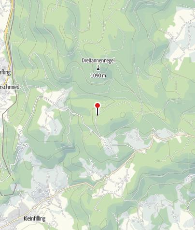 Karte / Hochwaldhütte