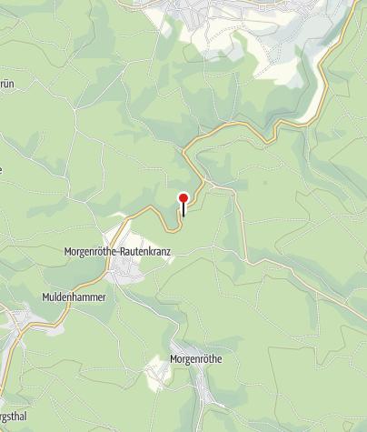 Karte / Greizer Erzgebirgshütte