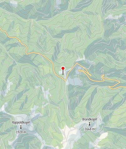 Karte / Dr.Otto-Koren-Hütte