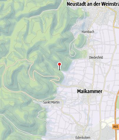 Karte / Klausentalhütte