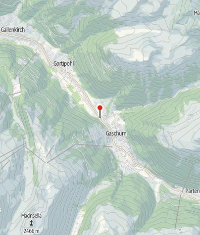 Karte / T9: Explorer Hotel Montafon