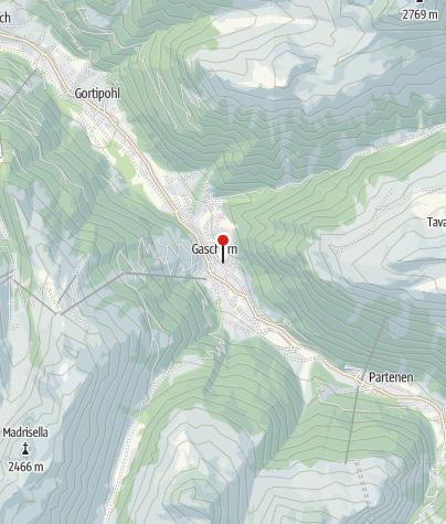 Karte / L10: Sporthotel Silvretta Montafon, Gaschurn