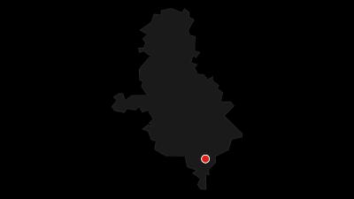Mapa / Musikinstrumenten-Museum Markneukirchen