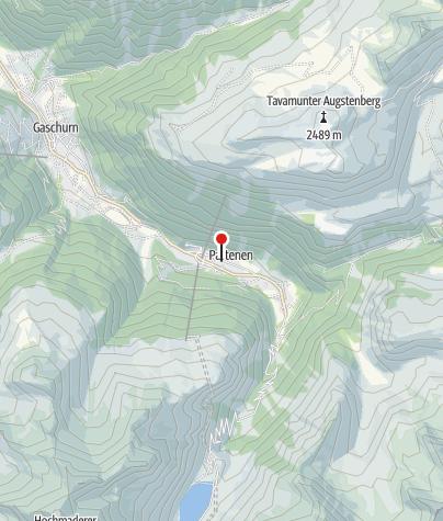 Karte / Bischof Rudigier Geburtshaus