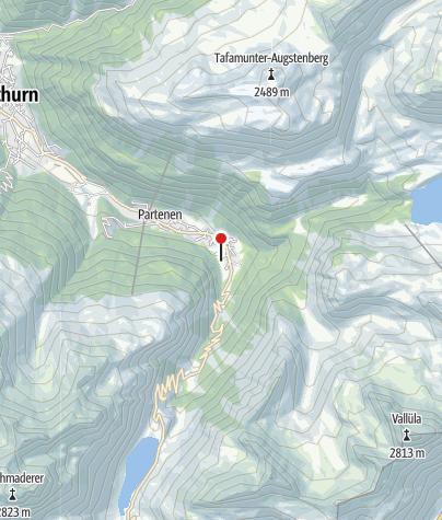 Karte / Gufelstee
