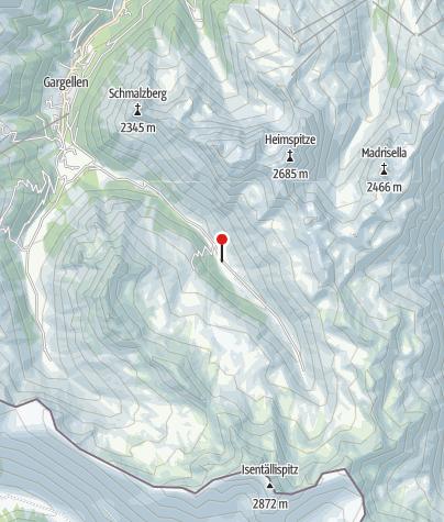Karte / Vergaldaalpe