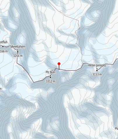 Karte / Vermuntpass