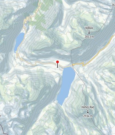 Karte / Großvermuntalpe