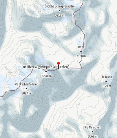 Karte / Futschölpass