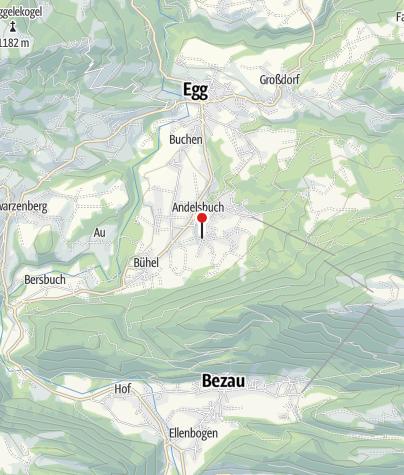 Karte / Schauraum Polsterei Mohr
