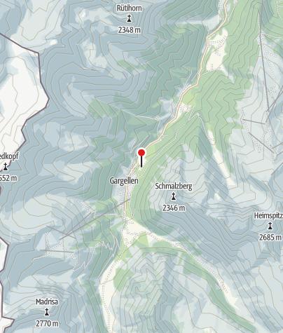 Karte / Haus Sursilva