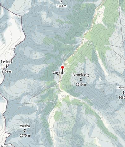 Karte / Alpenhotel Heimspitze