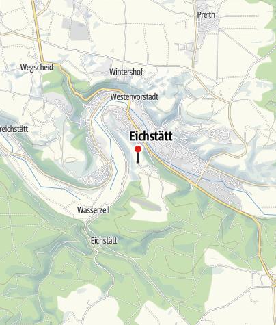 Mapa / Frauenbergkapelle