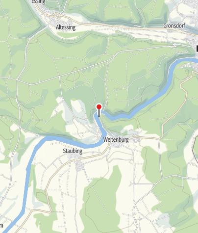 Map / Kloster Weltenburg