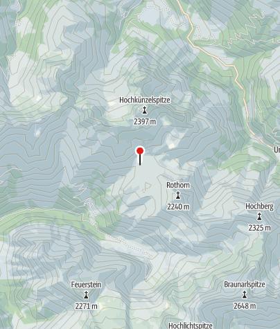 Karte / Schadonapass