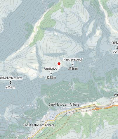 Karte / Leutkircher Hütte