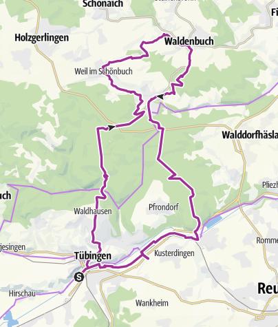 地图 / Energie-Tour