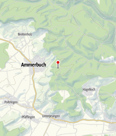 Karte / Schloss Hohenentringen