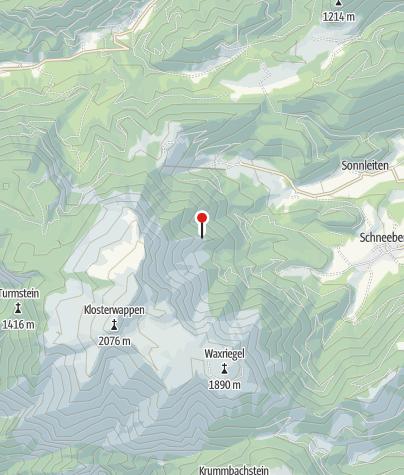 Karte / Rieshütte