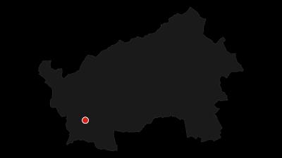 Karte / Seen von Levico und Caldonazzo mit einem Abstecher auf den Hügel von Tenna
